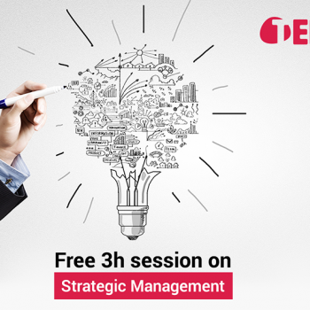 Managementul strategic. Sesiune gratuita EMBA