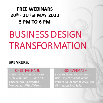 Business Design Webinars