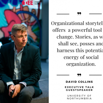 Organisational Storytelling: Harnessing this powerful management and communication tool